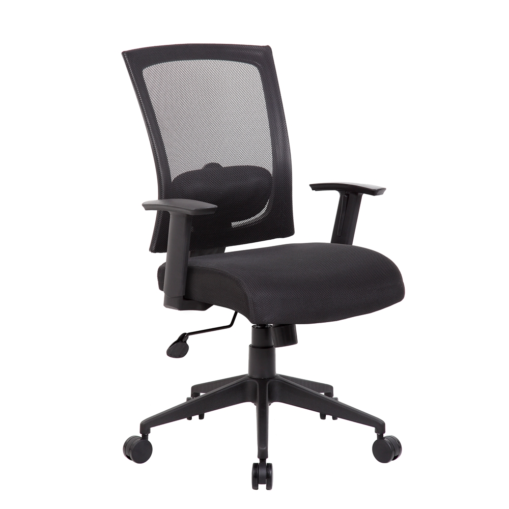 Boss Mesh Back Task Chair. Picture 1