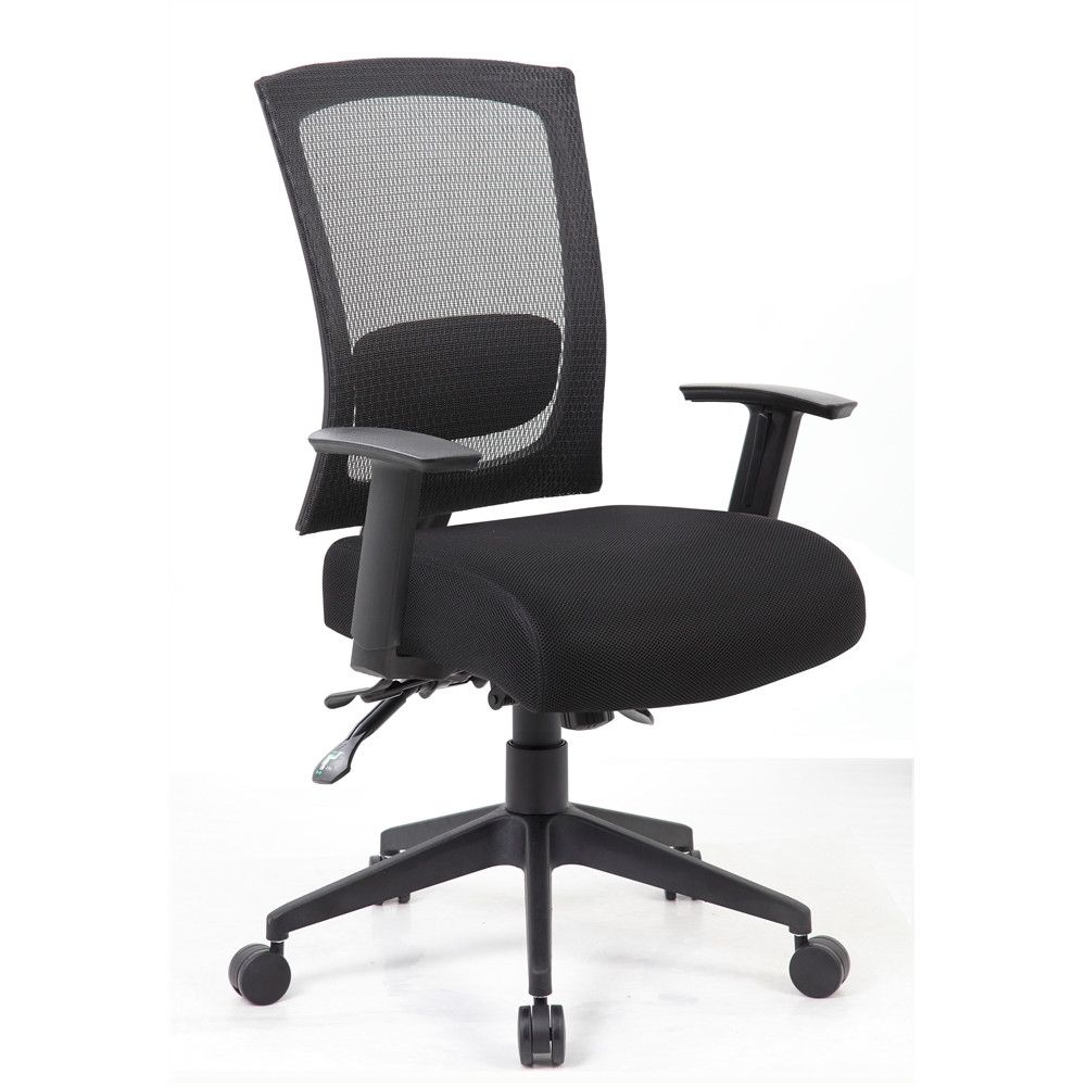 Boss Contract Mesh Back Task Chair. Picture 7