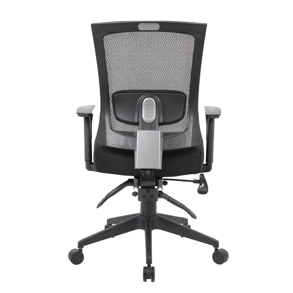 Boss Contract Mesh Back Task Chair. Picture 2