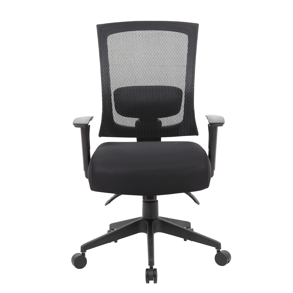 Boss Contract Mesh Back Task Chair. Picture 3