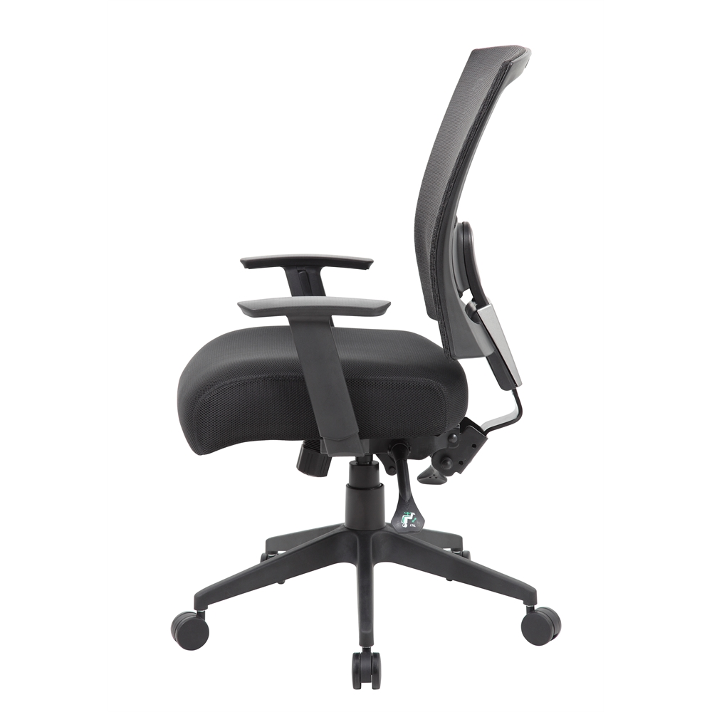 Boss Contract Mesh Back Task Chair. Picture 5