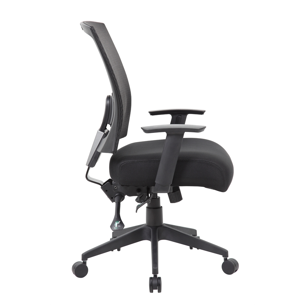 Boss Contract Mesh Back Task Chair. Picture 6