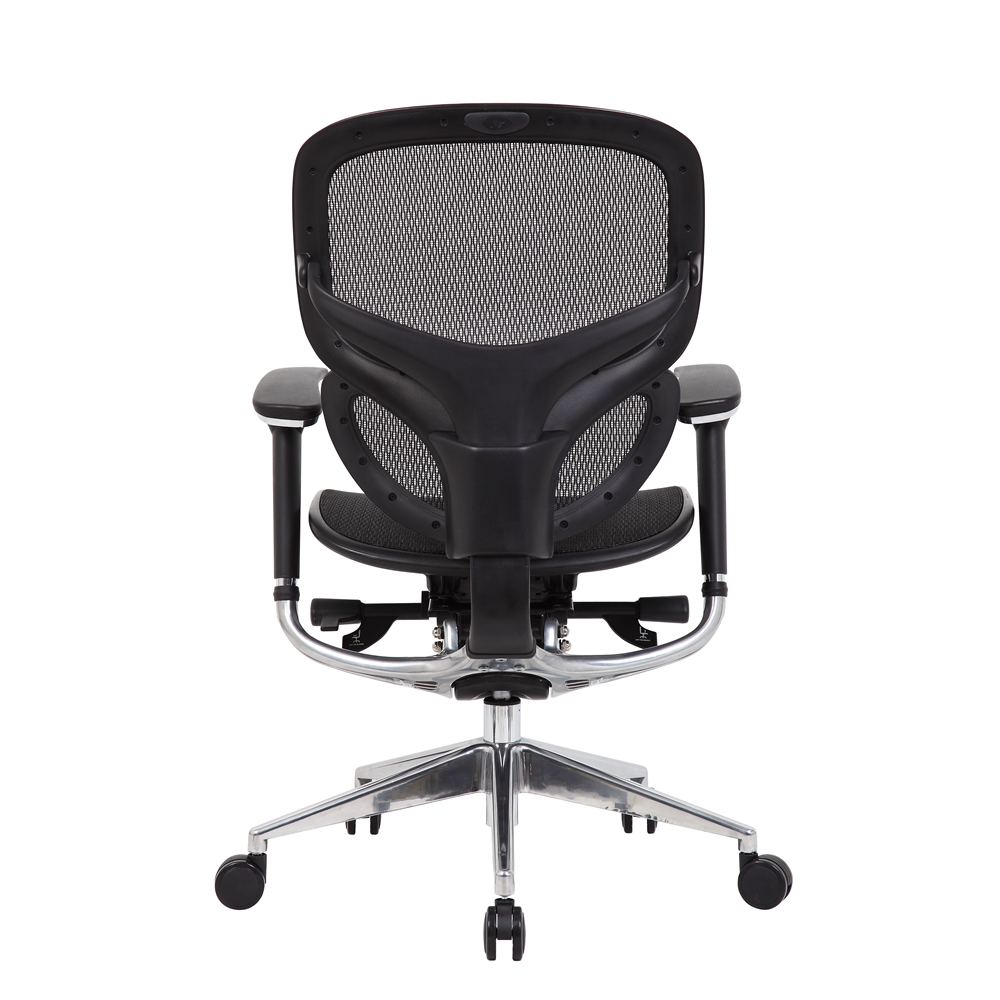Boss Multi-Function Mesh Chair. Picture 1