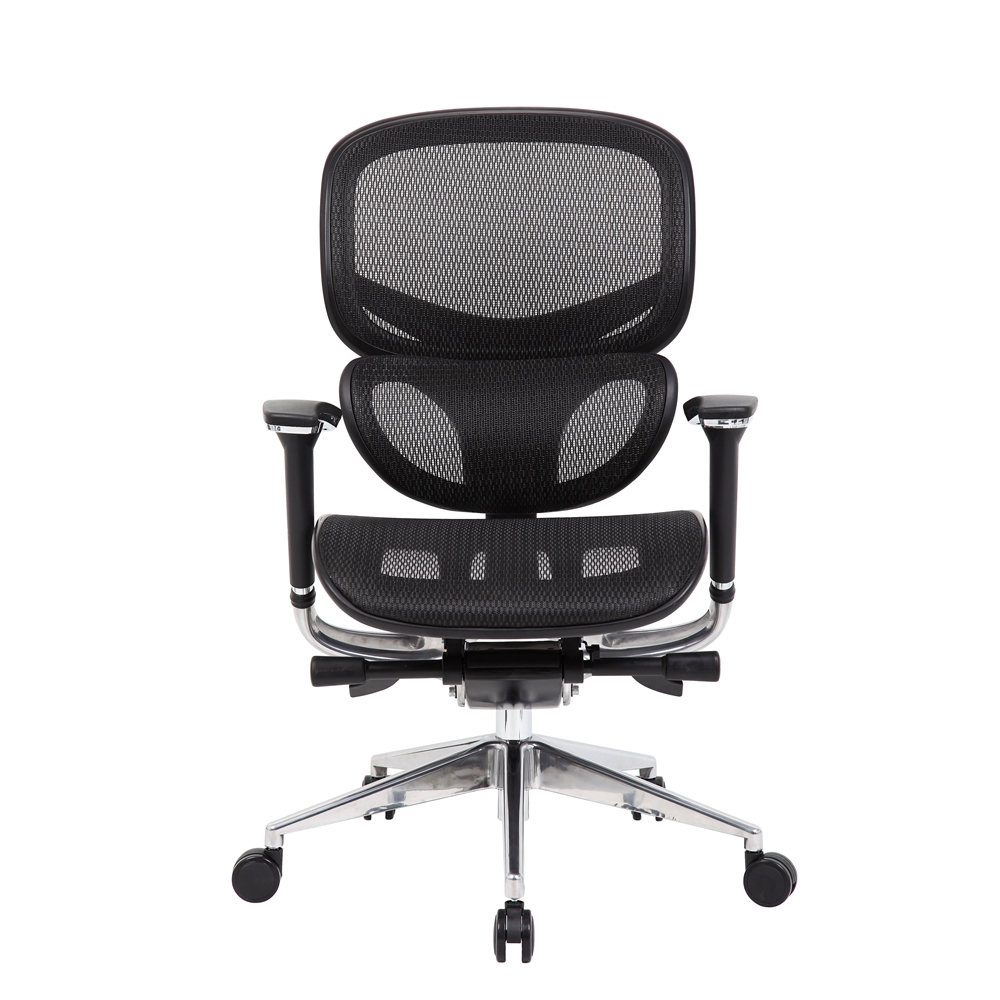 Boss Multi-Function Mesh Chair. Picture 2