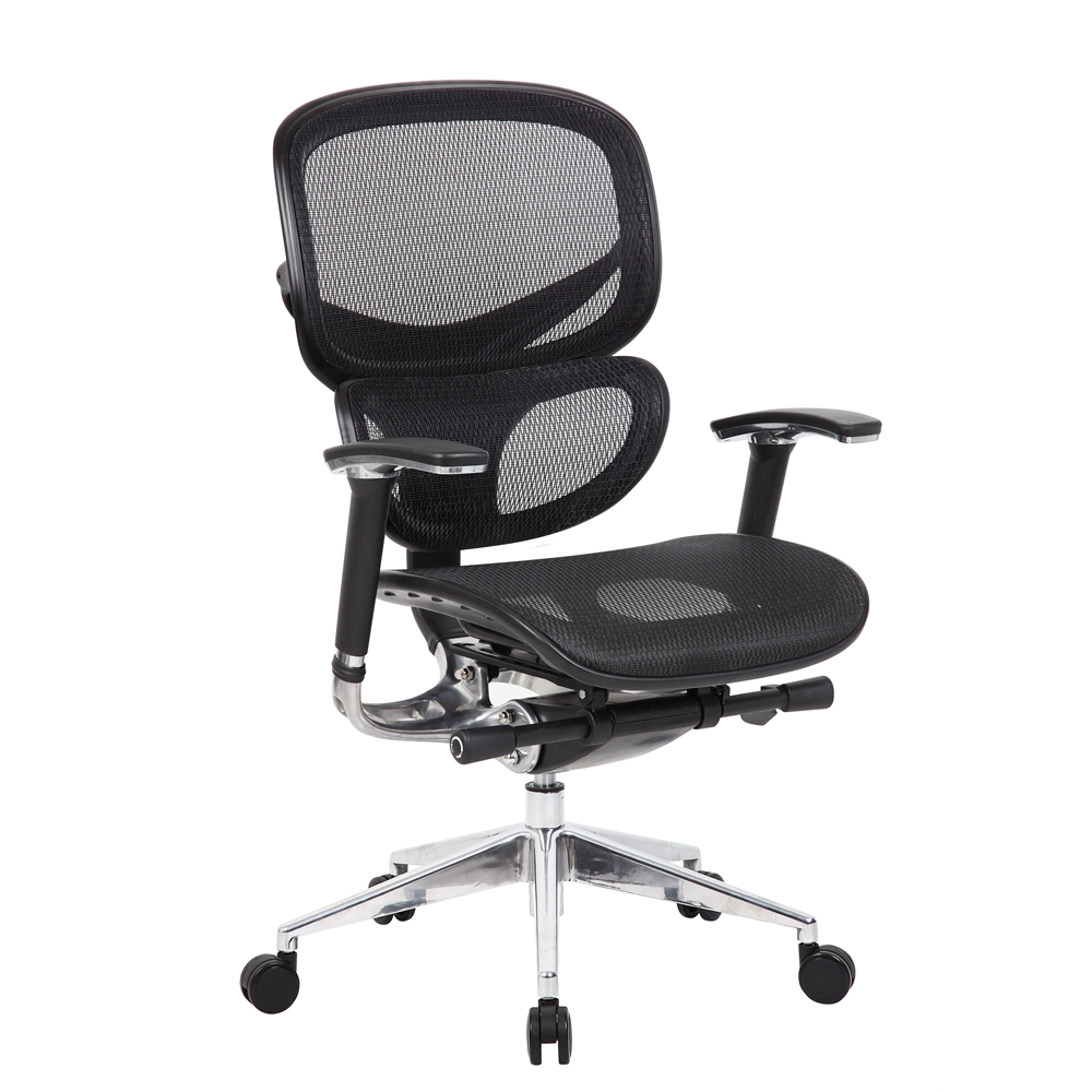 Boss Multi-Function Mesh Chair. Picture 7