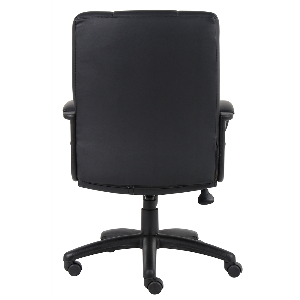 Boss Caressoft Executive Mid Back Chair. Picture 2