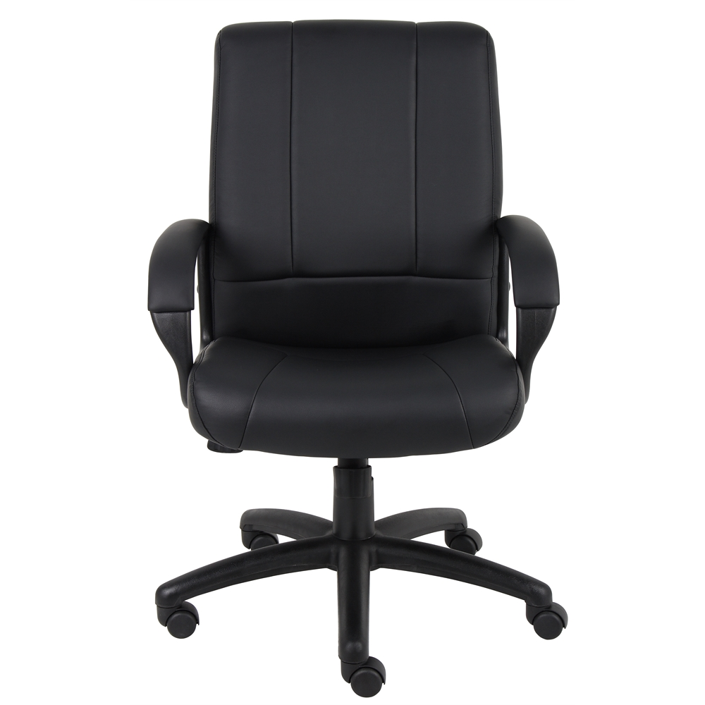 Boss Caressoft Executive Mid Back Chair. Picture 3