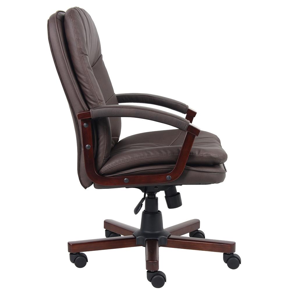 Versailles Cherry Wood Exec Chair