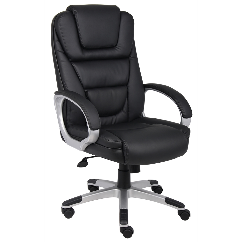 Boss Quot Ntr Quot Executive Leatherplus Chair