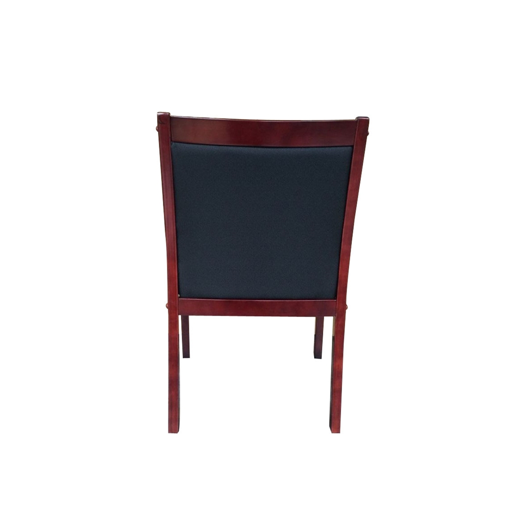 Boss Wood Side Guest Chair. Picture 1