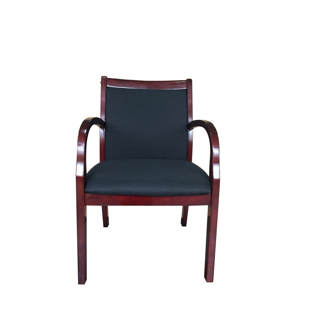 Boss Wood Side Guest Chair. Picture 2