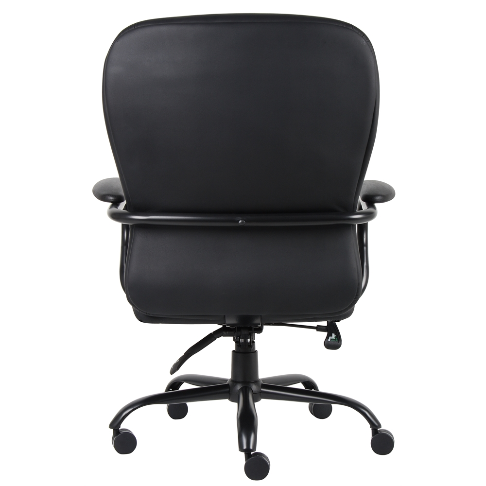 Boss Heavy Duty CaressoftPlus Chair - 400 Lbs.. Picture 2