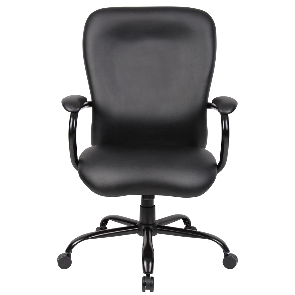 Boss Heavy Duty CaressoftPlus Chair - 400 Lbs.. Picture 4