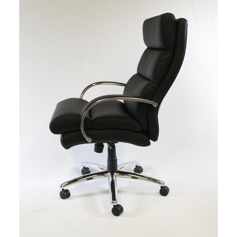 Boss Heavy Duty Executive Chair- 400 lbs. Picture 6