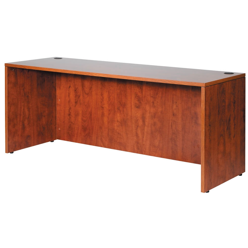 Boss Credenza Shell, Cherry 71*24. Picture 1