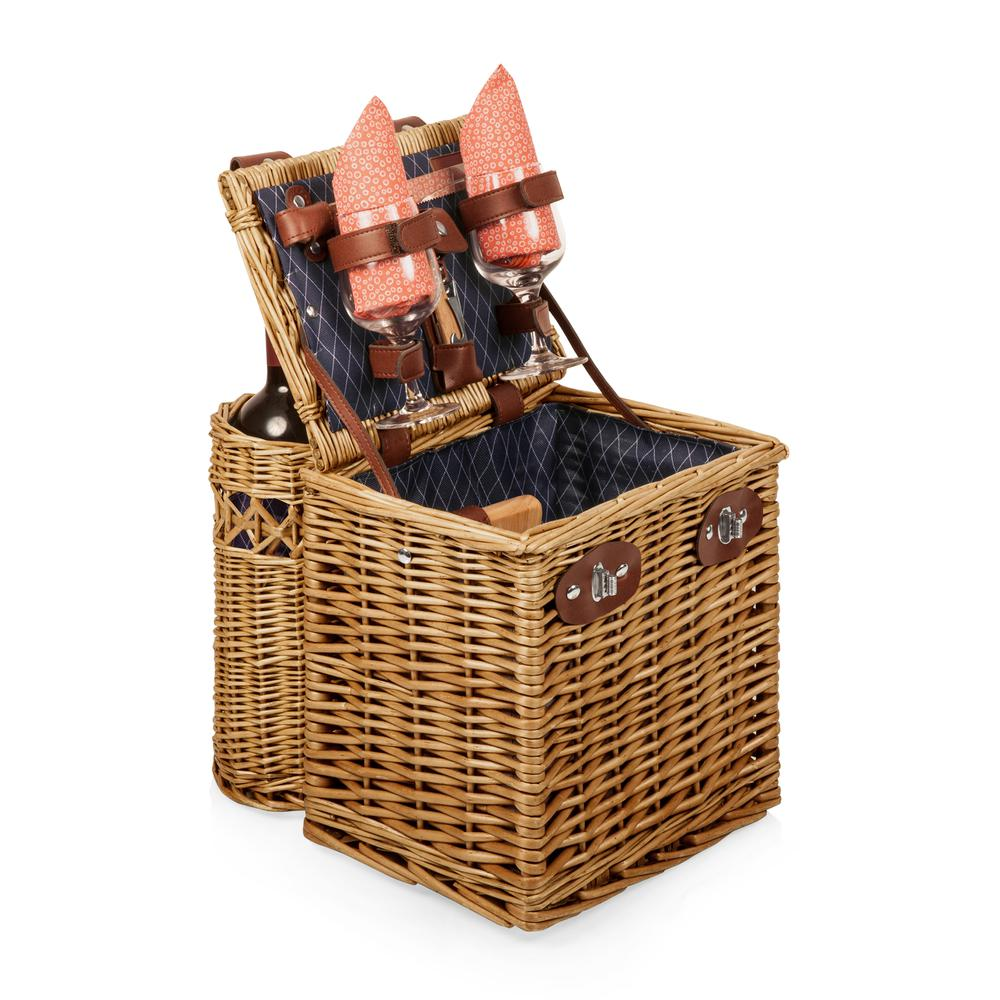Vino Wine Amp Cheese Picnic Basket