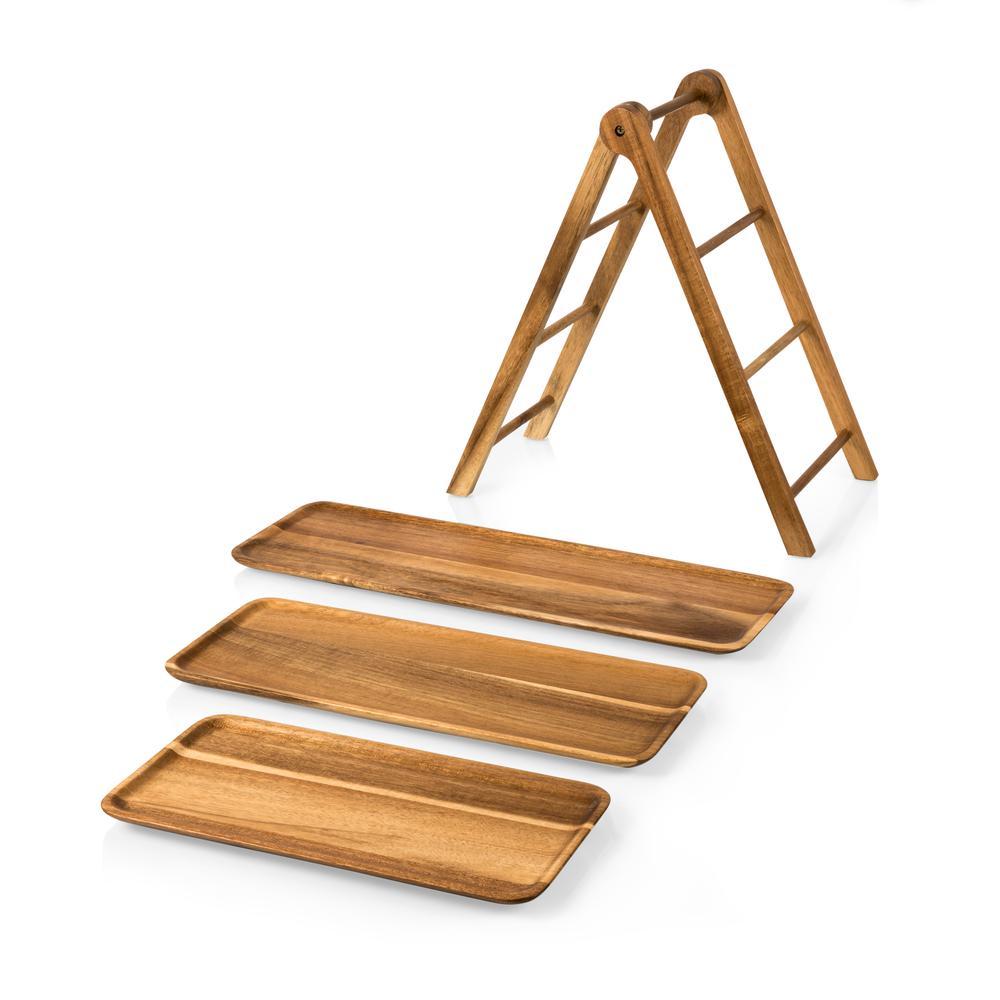 Serving Ladder - 3 Tiered Serving Station