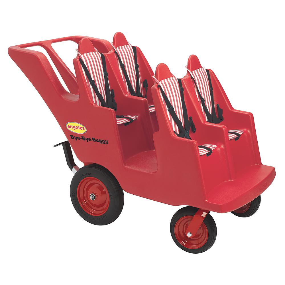 """4 Passenger Never Flat """"Fat Tire"""" Bye Bye Buggy®. Picture 13"""