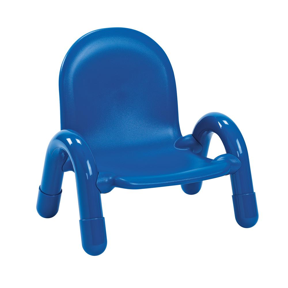 "BaseLine® 5"" Child Chair - Royal Blue. Picture 1"