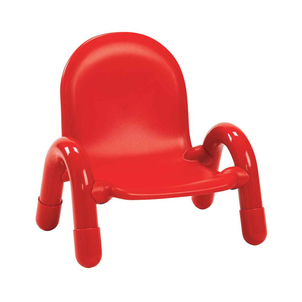 """BaseLine® 5"""" Child Chair - Candy Apple Red. Picture 1"""