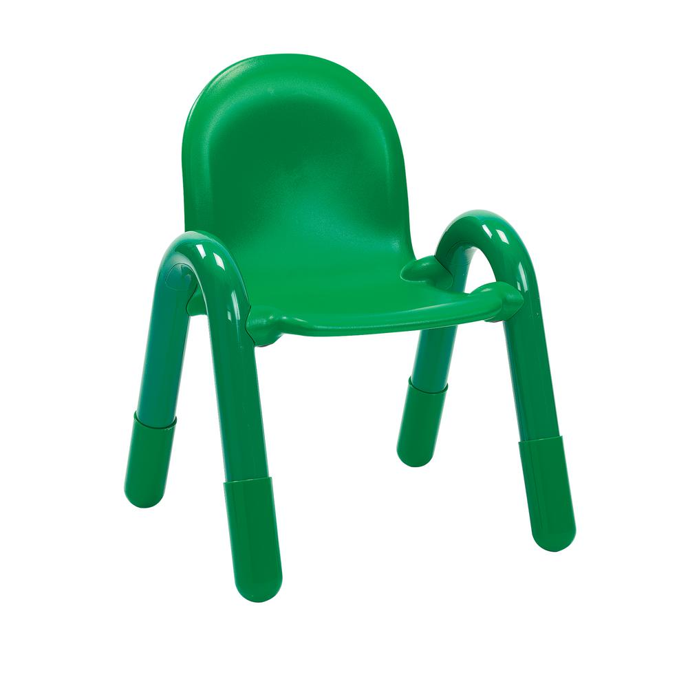 """BaseLine® 11"""" Child Chair - Shamrock Green. Picture 1"""