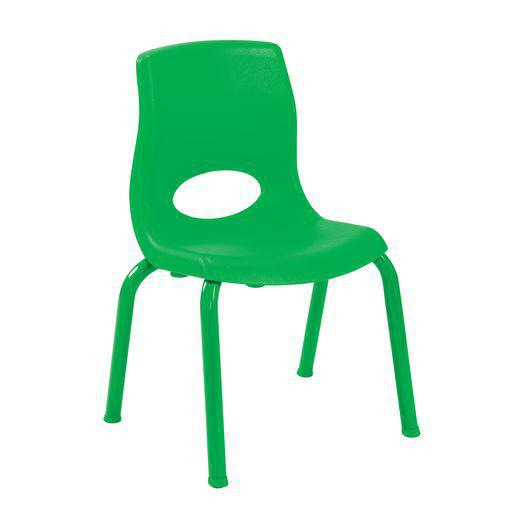 "MyPosture™ 10"" Child Chair - Green. Picture 1"