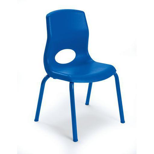 "MyPosture™ 12"" Child Chair - Blue. Picture 1"