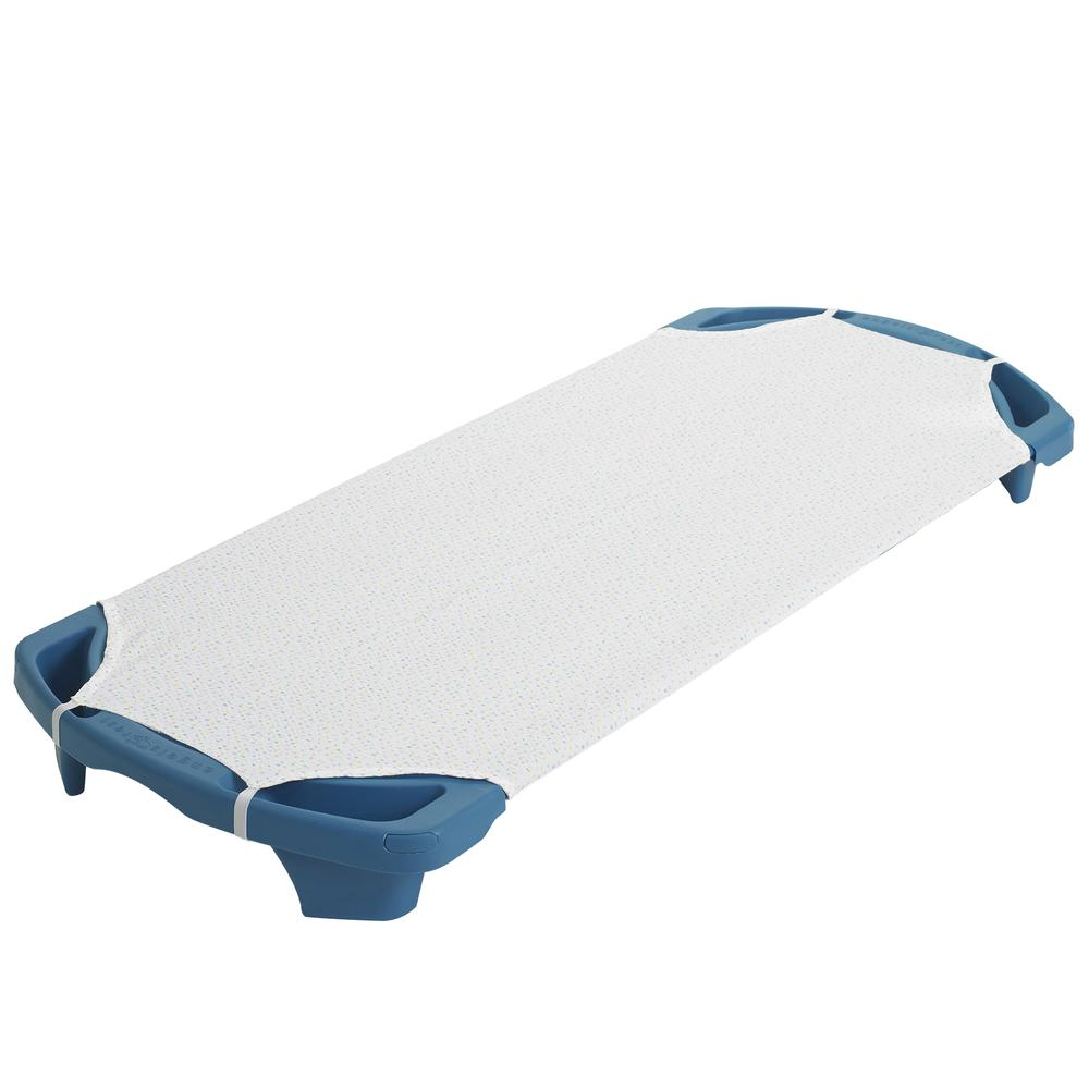 Angels Rest® ABC Cot Sheet – Standard Size. Picture 1
