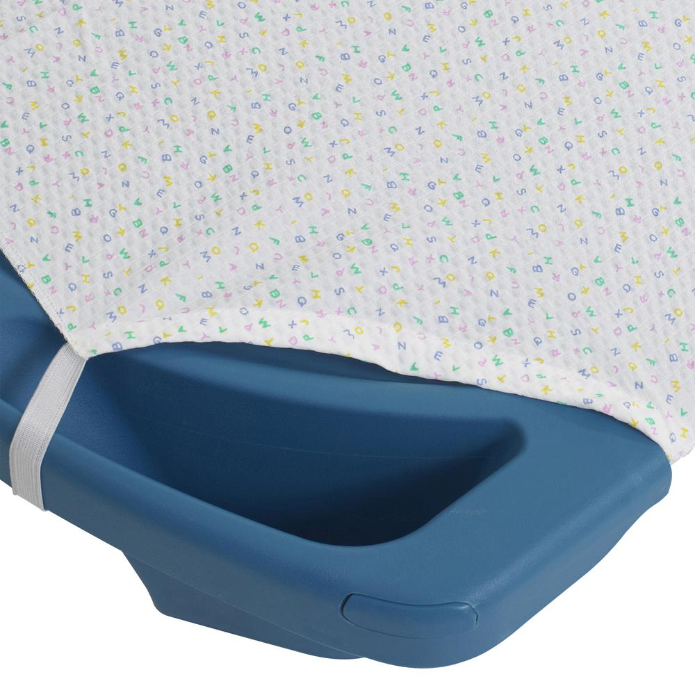 Angels Rest® ABC Cot Sheet – Standard Size. Picture 2