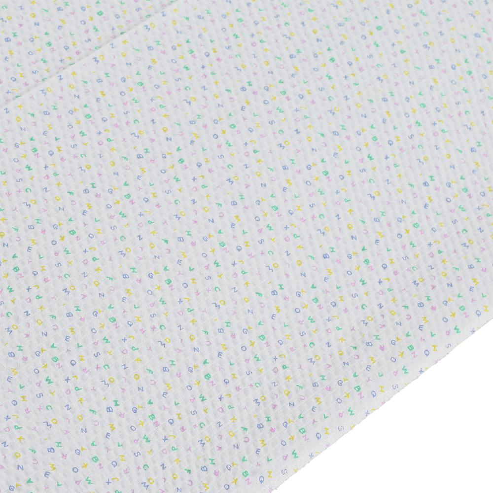 Angels Rest® ABC Cot Sheet – Toddler Size. Picture 3