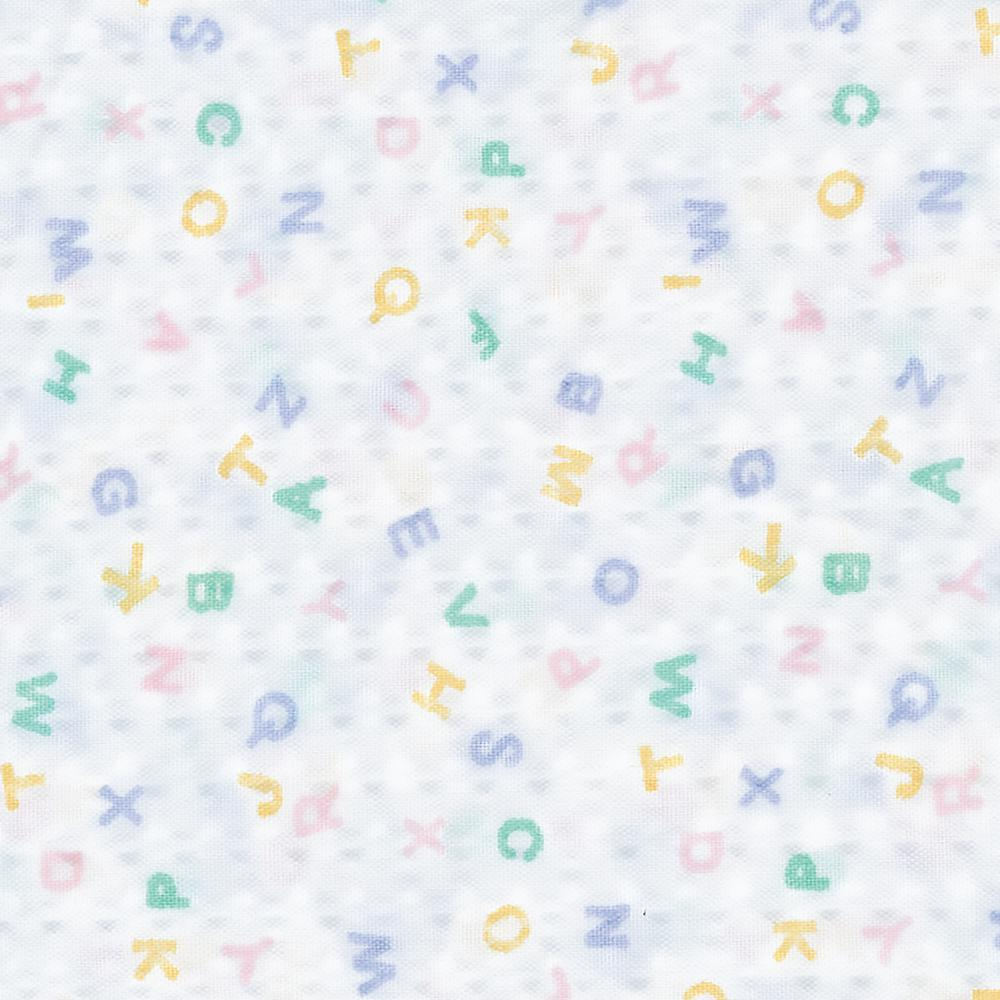 Angels Rest® ABC Cot Sheet – Toddler Size. Picture 15