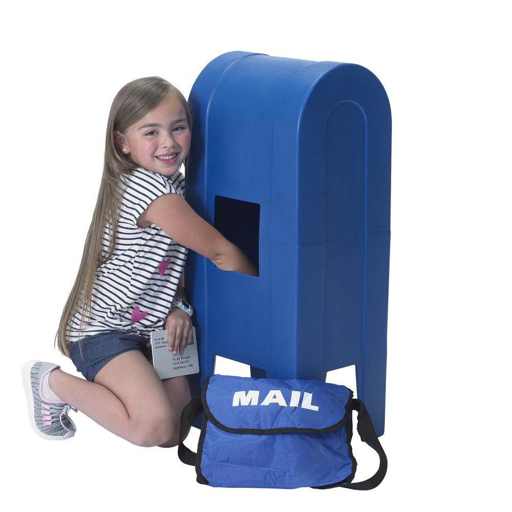 Mailbox & My Mail Bag Set. Picture 1