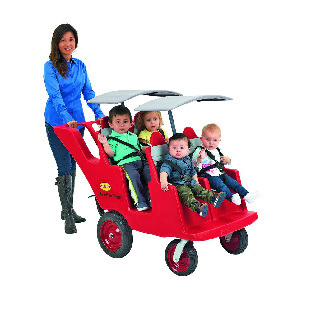 """4 Passenger Never Flat """"Fat Tire"""" Bye Bye Buggy®. Picture 3"""