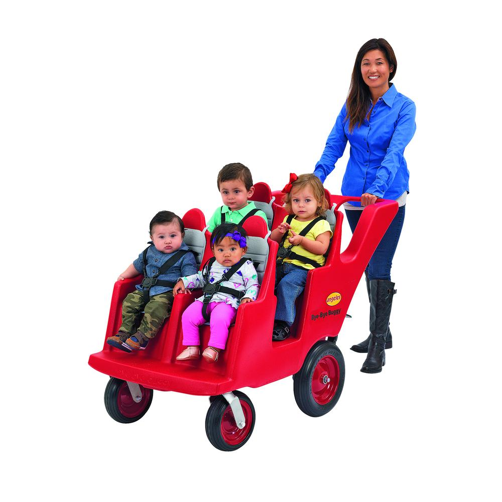 """4 Passenger Never Flat """"Fat Tire"""" Bye Bye Buggy®. Picture 6"""