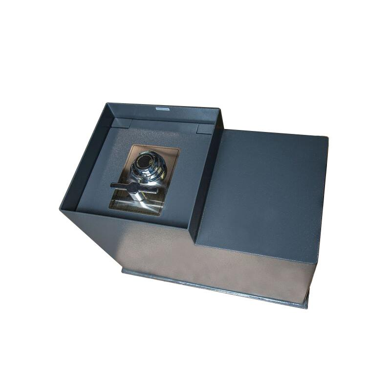 Floor Safe Gray. Picture 1