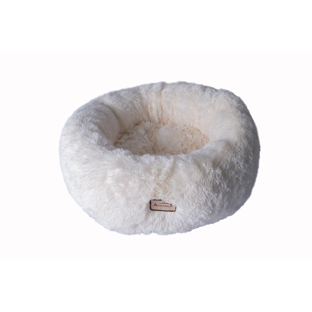 Armarkat Cuddle Bed Model C70NBS-M, Ultra Plush and Soft. Picture 1