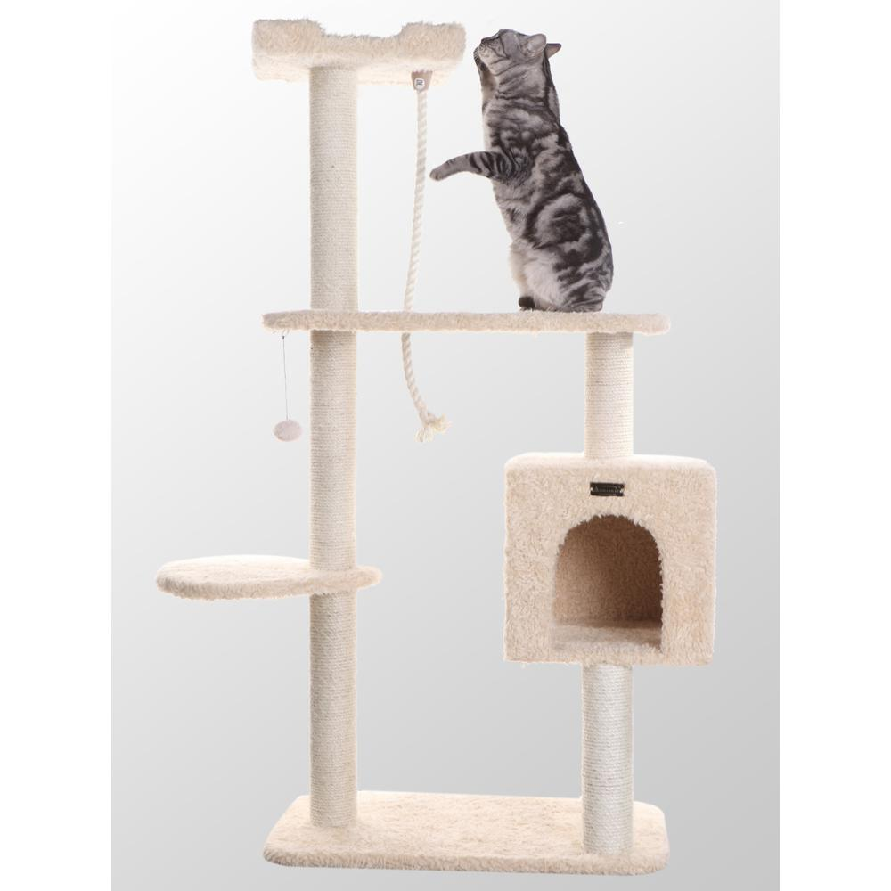 Armarkat Classic Cat Tree Model A5708Classic Model A5708. The main picture.
