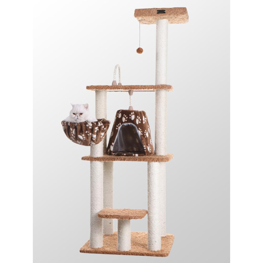 Armarkat Classic Cat Tree Model A6403  Classic Model A6403. The main picture.