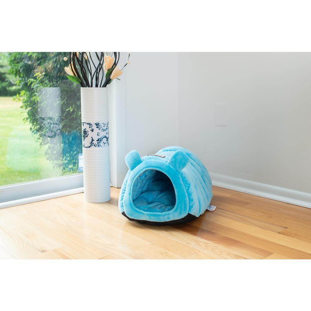 Armarkat Cat Bed Model C90CTL Tube Shape. Picture 2