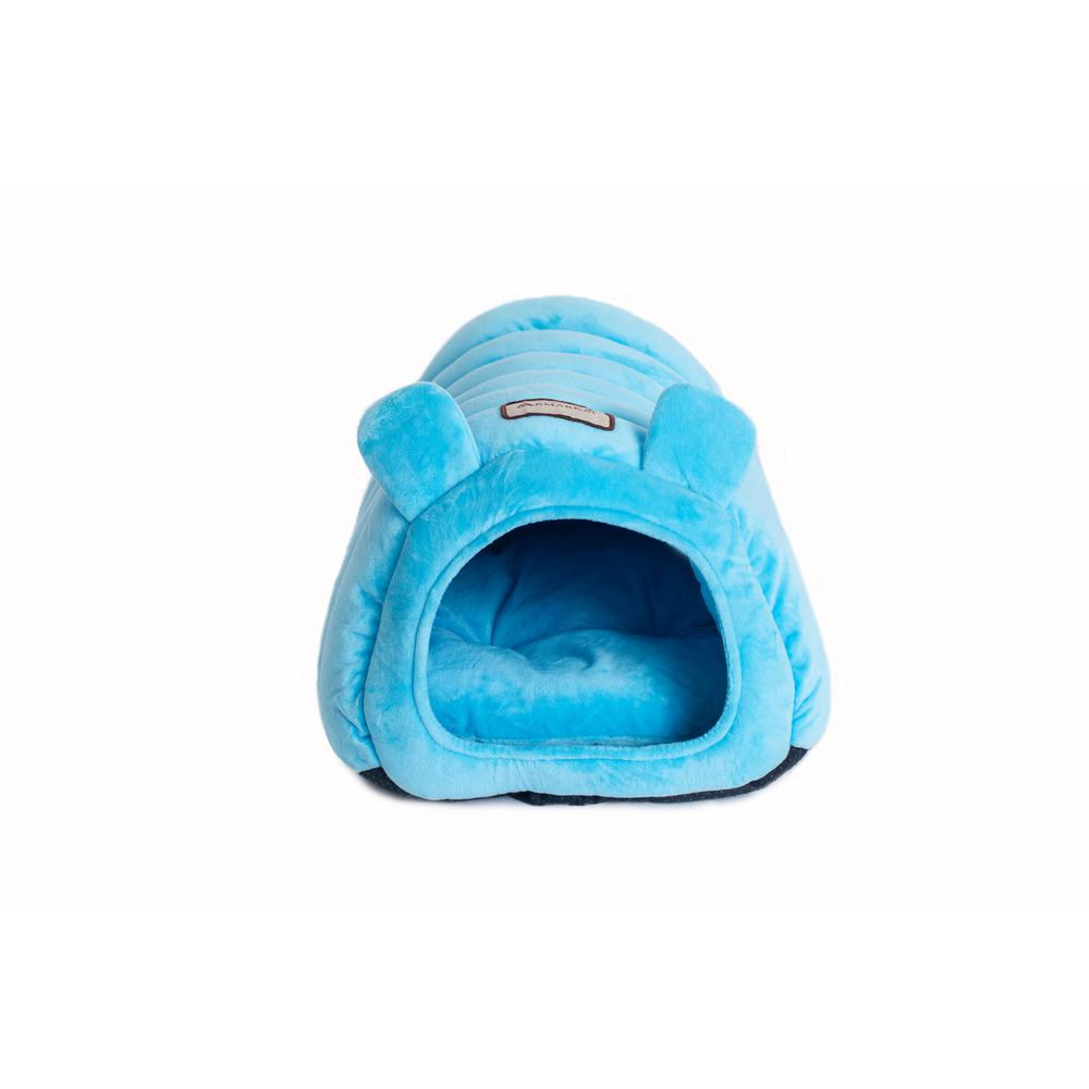 Armarkat Cat Bed Model C90CTL Tube Shape. Picture 1