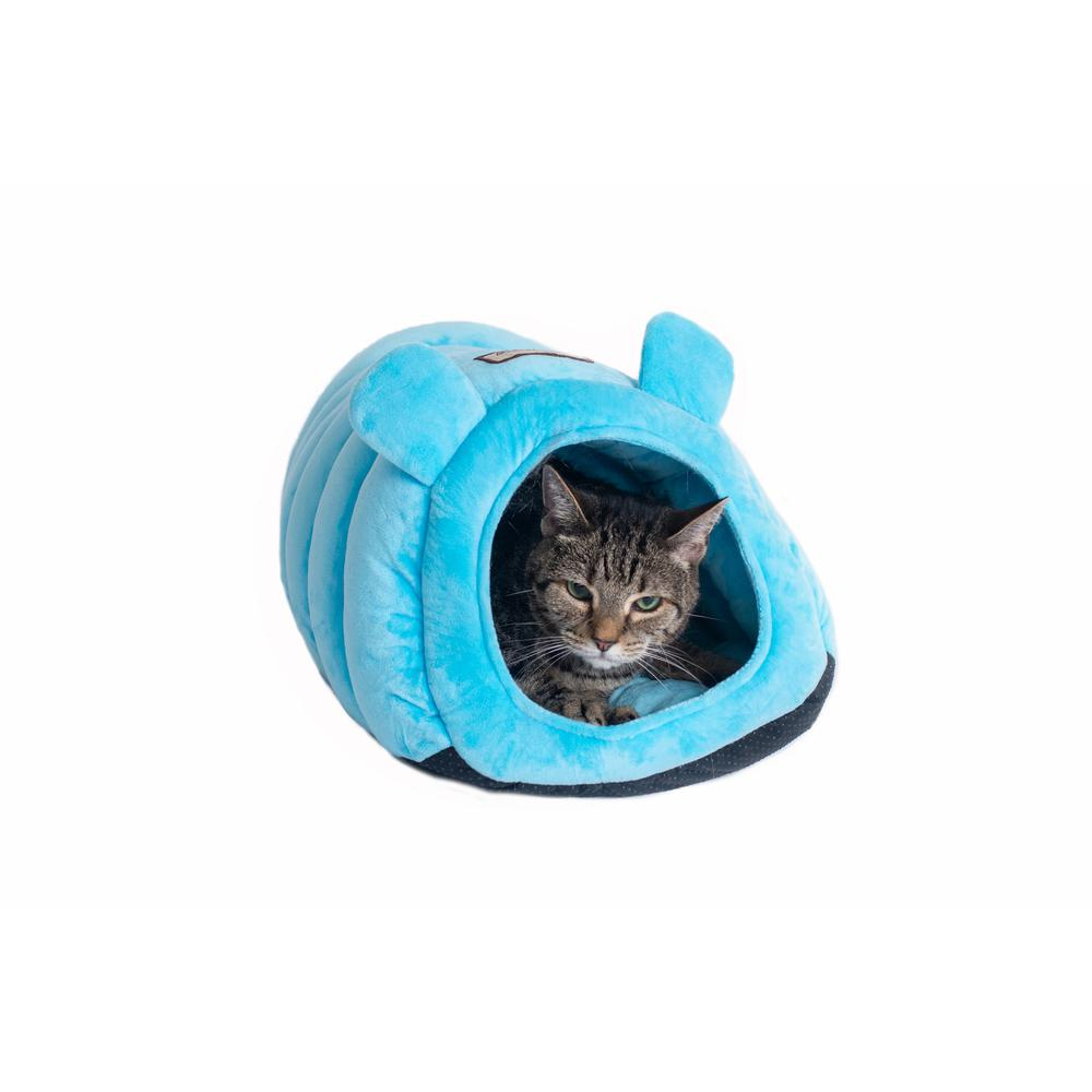 Armarkat Cat Bed Model C90CTL Tube Shape. Picture 4