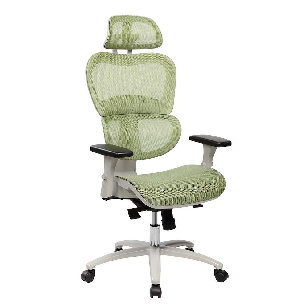 Techni Mobili High Back Mesh Executive Office Chair With