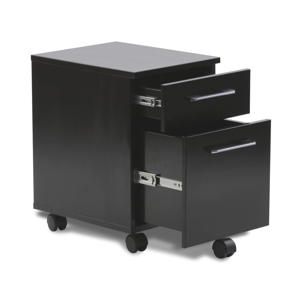231 Mobile Pedestal Black. Picture 4