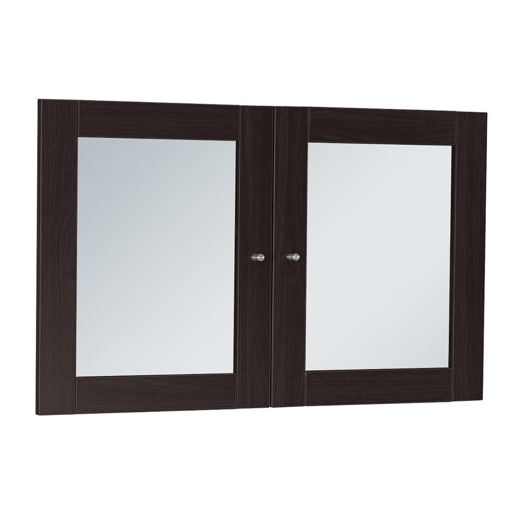 Esp. A/183 Set of Glass Doors