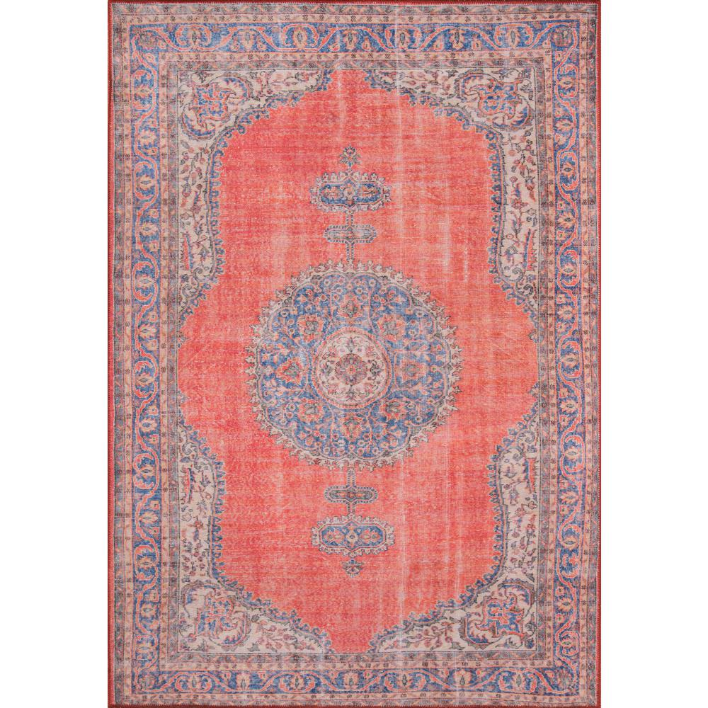 """Afshar Area Rug, Red, 2'3"""" X 7'6"""" Runner. Picture 1"""