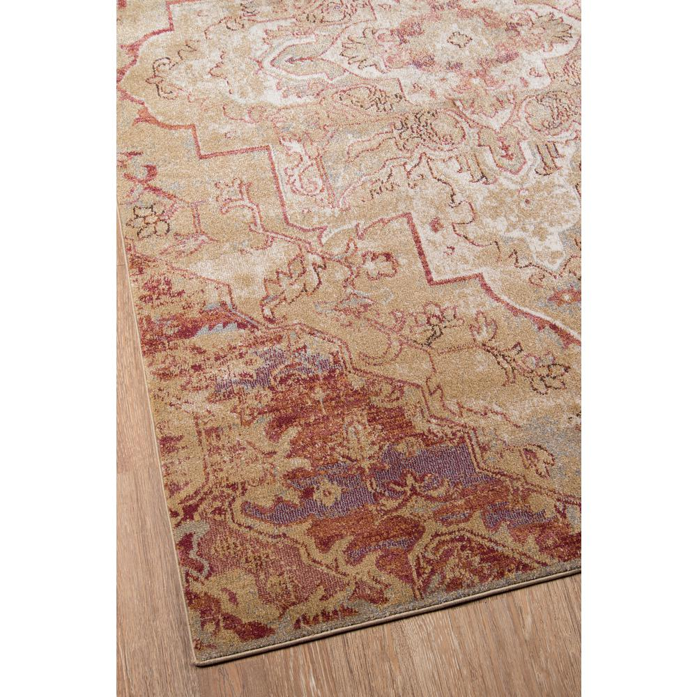 "Amelia Area Rug, Rose, 2'3"" X 7'6"" Runner. Picture 2"