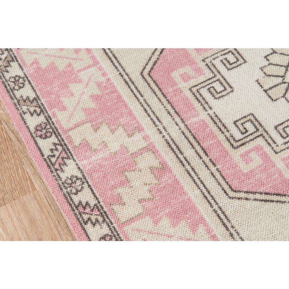 "Anatolia Area Rug, Pink, 2'3"" X 7'6"" Runner. Picture 3"