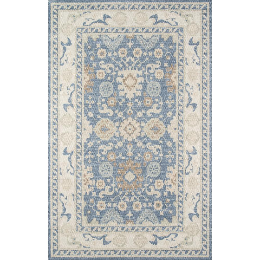 """Anatolia Area Rug, Light Blue, 2'3"""" X 7'6"""" Runner. Picture 1"""
