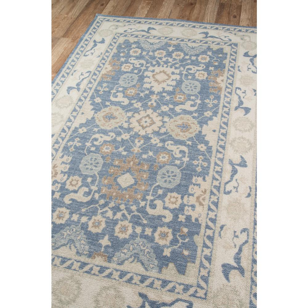 """Anatolia Area Rug, Light Blue, 2'3"""" X 7'6"""" Runner. Picture 2"""