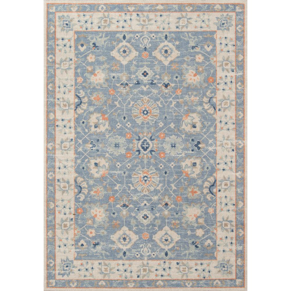 """Anatolia Area Rug, Blue, 2'3"""" X 7'6"""" Runner. Picture 1"""